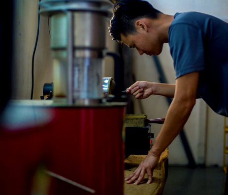 ROASTING FACILITY HIGHLIGHT: TAN LEE ET FOOD INDUSTRY