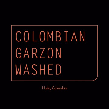 COLOMBIA GARZON WASHED