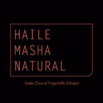 ETHIOPIA HAILE MASHA NATURAL