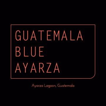 GUATEMALA BLUE AYARZA