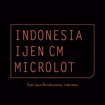 INDONESIA IJEN CM MICROLOT