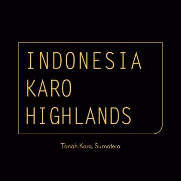 INDONESIA KARO HIGHLANDS